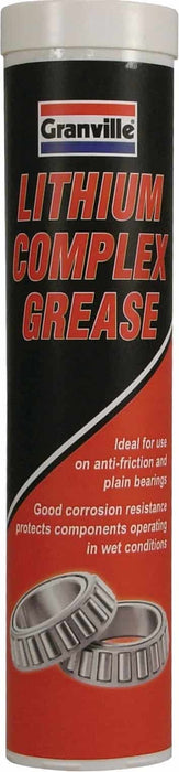 Granville Lithium Complex Grease (Red) - 400g Cart - JAR UK Industries
