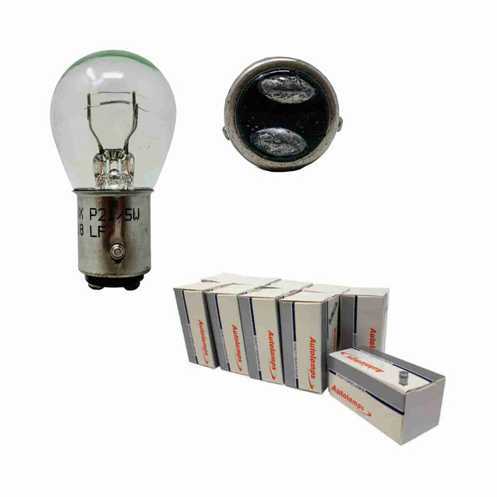 380 Bulb - Stop / Tail - BAY15d - 12v 21w/5w - Autolamps (E1) - JAR UK Industries