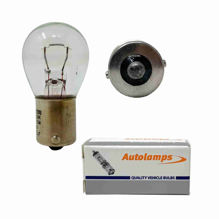 382 Bulb - Stop / Flasher - BA15s - 12v 21w - Autolamps (E1) - JAR UK Industries