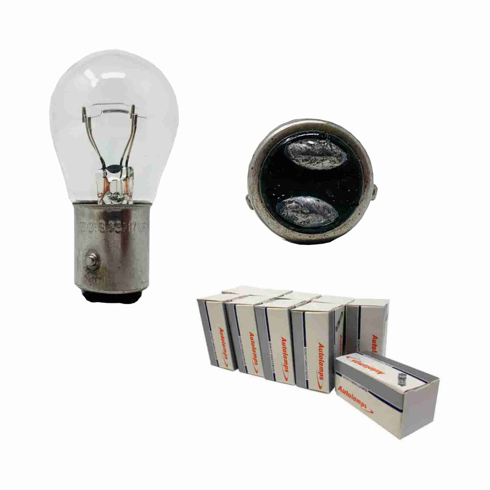 566 Bulb - Fog / Tail - BAZ15d - 12v 21w/4w - Autolamps (E1) - JAR UK Industries