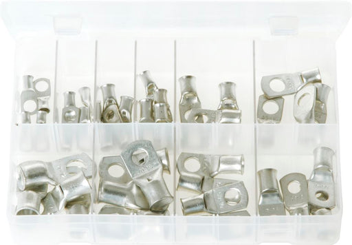 Copper Tube Terminals - Assorted Box - JAR UK Industries