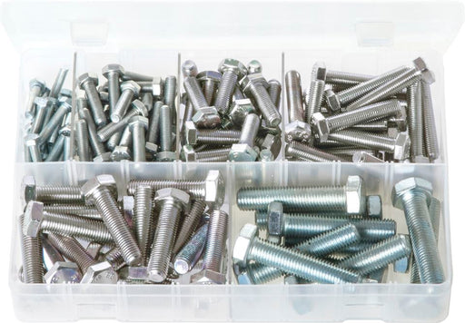 Set Screws High Tensile - Metric Fine - Assorted Box - JAR UK Industries