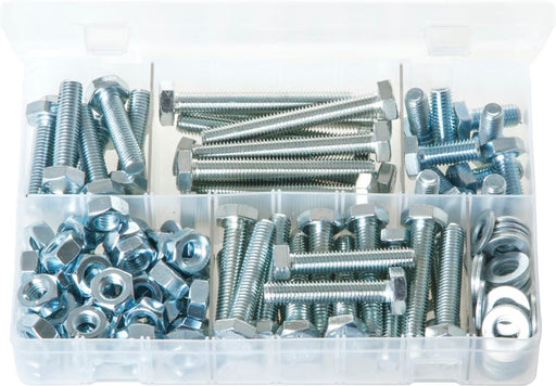 M10 Fasteners - Assorted Box - JAR UK Industries