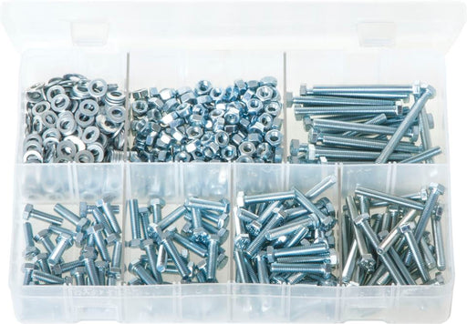 M5 Fasteners - Assorted Box - JAR UK Industries