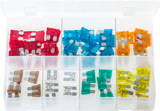 LED Standard Blade Fuses - Assorted Box - JAR UK Industries