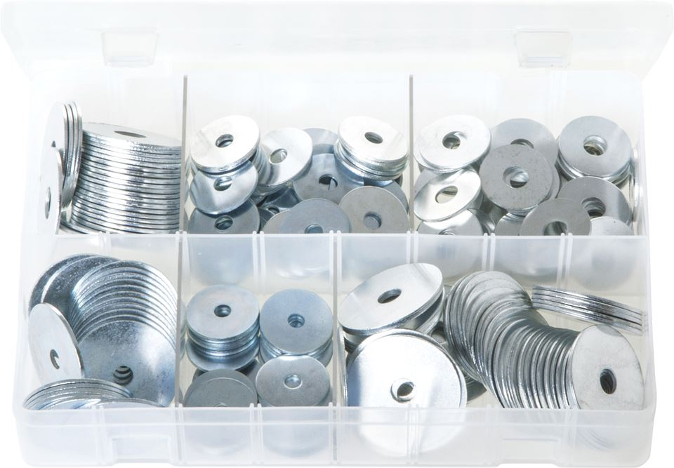 Repair Washers - Imperial - Assorted Box - JAR UK Industries