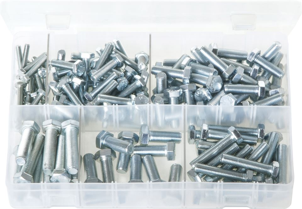 Set Screws High Tensile - UNF - Assorted Box - JAR UK Industries