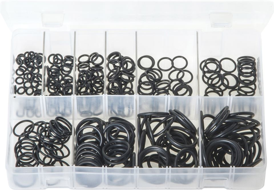 O-Rings - Imperial - Assorted Box - JAR UK Industries