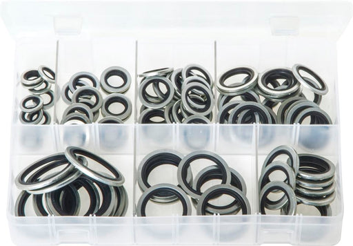 Bonded Seals (Dowty Washers) - BSP - Assorted Box - JAR UK Industries