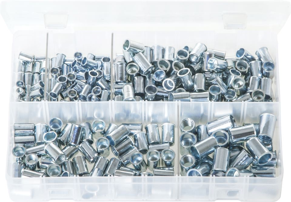 Threaded Inserts - Regular - Assorted Box - JAR UK Industries