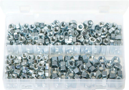 Steel Nuts - UNC - Assorted Box - JAR UK Industries