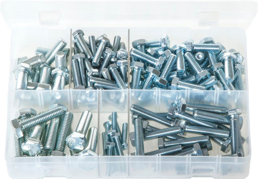 Set Screws High Tensile - Metric - Assorted Box - JAR UK Industries