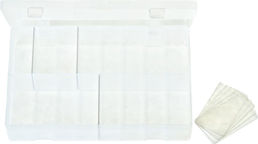 Assortment Flip Box | 8 Dividers - JAR UK Industries