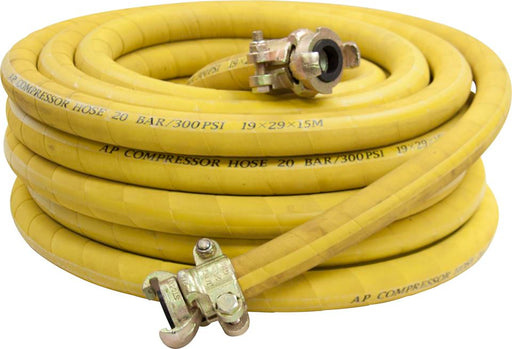 Compressor Air Hose Assembly - JAR UK Industries