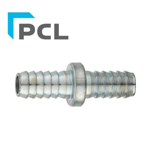 "PCL Double-Ended Hose Connector - 12.7mm (1/2"") - Jar Uk Industries"