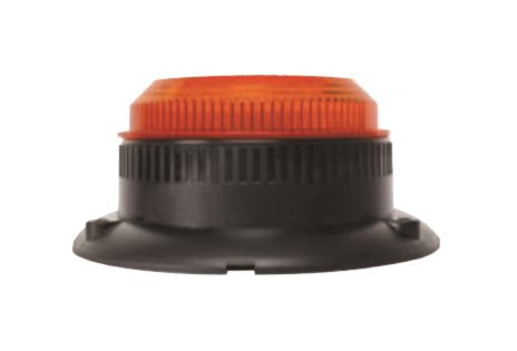 Low Profile Beacon - LED - 3 Bolt Fixing - JAR UK Industries
