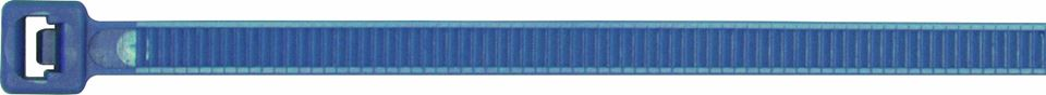 Cable Ties - Blue - 370mm x 4.8mm - JAR UK Industries