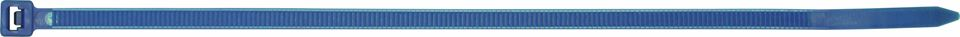 Cable Ties - Blue - 300mm x 4.8mm - JAR UK Industries