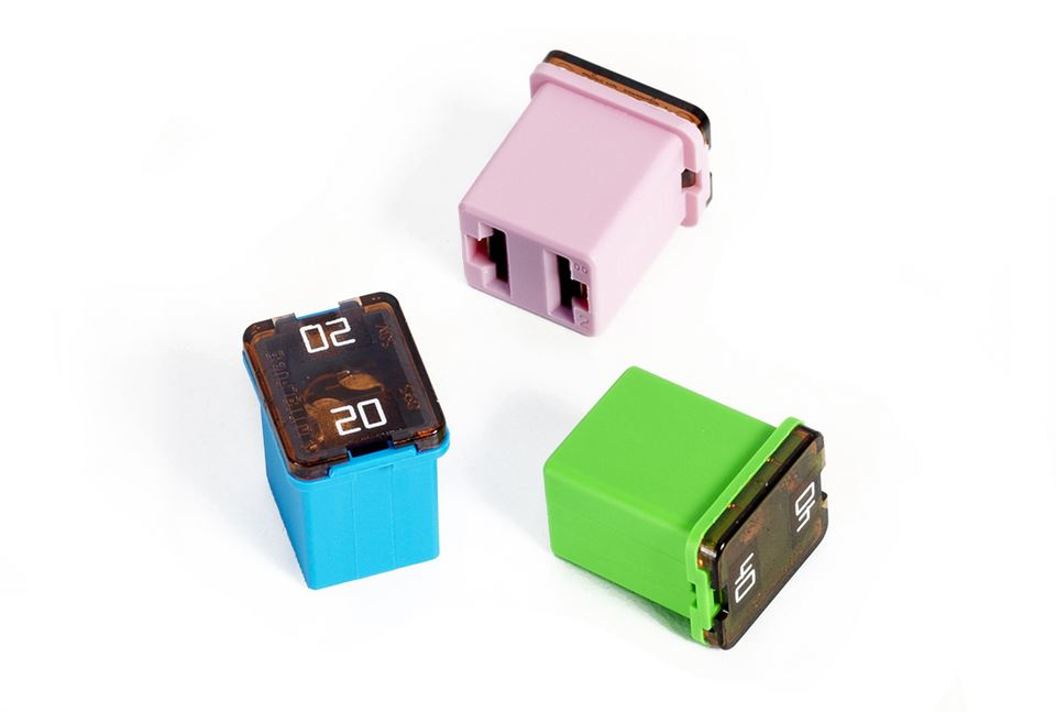 LITTELFUSE Low Profile JCASE Cartridge Fuses - Choose Amps & Quantity - JAR UK Industries