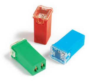 LITTELFUSE JCASE Cartridge Fuses - Choose Amps & Quantity - JAR UK Industries