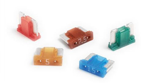 LITTELFUSE Low Profile MINI Blade Fuses - Choose Amps & Quantity - JAR UK Industries