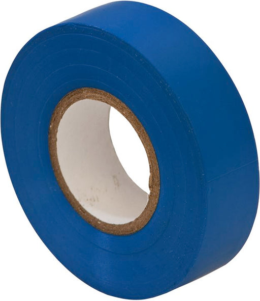 PVC Insulation Tape - Blue - 19mm x 20m - JAR UK Industries