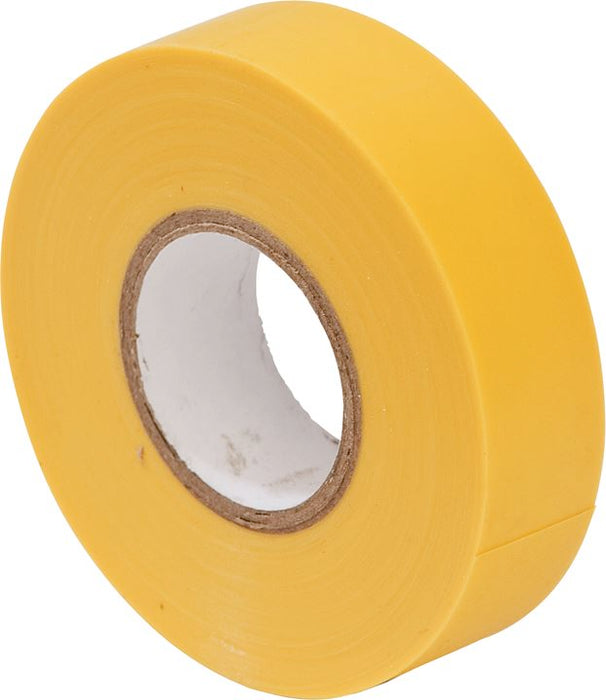 PVC Insulation Tape - Yellow - 19mm x 20m - JAR UK Industries