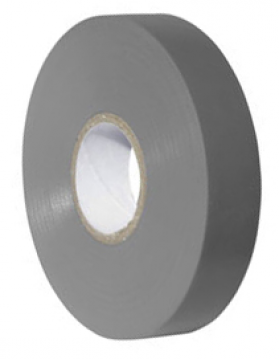 PVC Insulation Tape - Grey - 19mm x 20m - JAR UK Industries