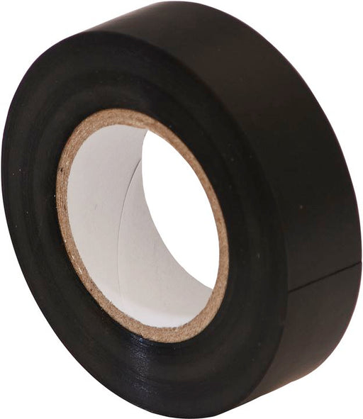 PVC Insulation Tape - Black - 19mm x 20 - JAR UK Industries