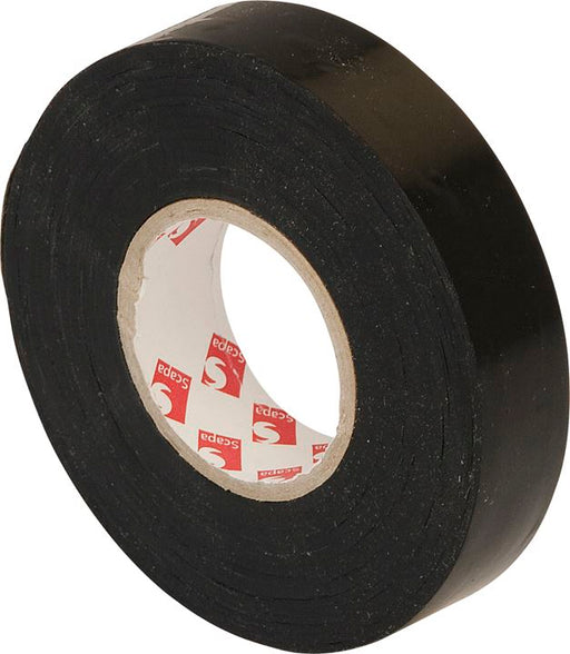 PVC Harness Loom Tape - Non Adhesive - Black - 19mm x 33m