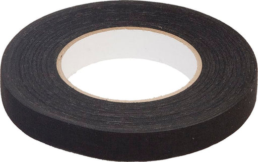 Linen Loom Tape - Black - 19mm x 50m - JAR UK Industries