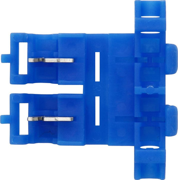 3M Blue Scotchlok 20A Inline Fuse Holder for ATO Automotive Fuse No. 972 (Pack 1 or 20)