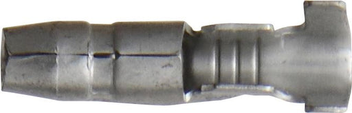 Male Bullet - 4.0mm Ø - Zinc - 0.50mm - 2.00mm² Cable - JAR UK Industries