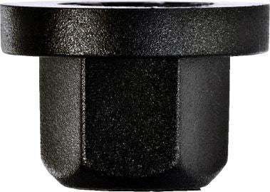 Locking Nut - Black | 16mm x 11mm x 11mm | BMW, GM, Mercedes, Volkswagen - JAR UK Industries
