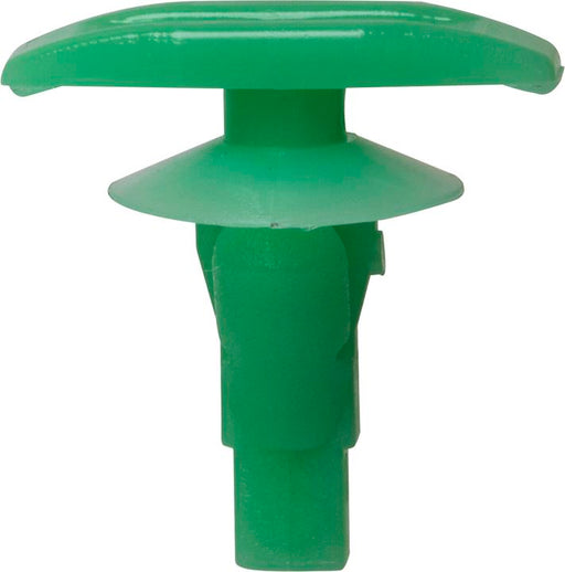 Green Door Clips - Green | 15mm x 9.5mm x 15mm | Honda, Toyota - JAR UK Industries