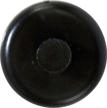 Drive Rivet - Black | 16mm x 13mm x 8mm | BMW, Ford, GM, Mercedes, PSA, Volkswagen, Volvo - JAR UK Industries
