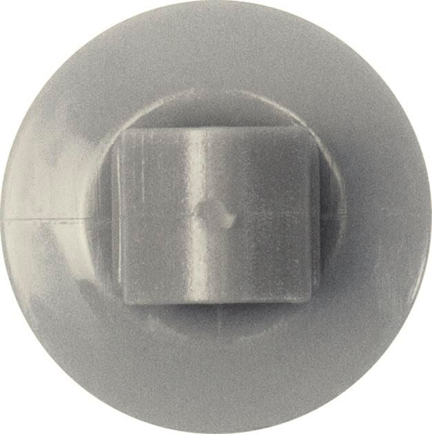 Panel Clip - Grey | 20mm x 17mm x 8mm | Fiat, GM, Renault - JAR UK Industries