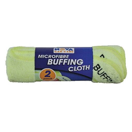 Microfibre Buffing Cloth (Set of 2) - JAR UK Industries