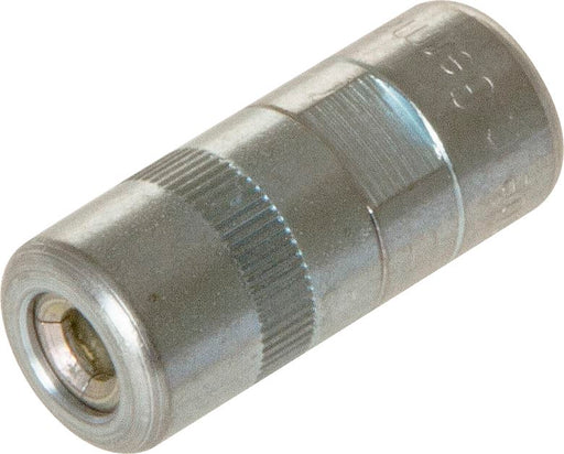 "4 Jaw Hydraulic Connectors (Heavy Duty) - 1/8"" BSP Gas - Imperial (Pack 3) - JAR UK Industries"