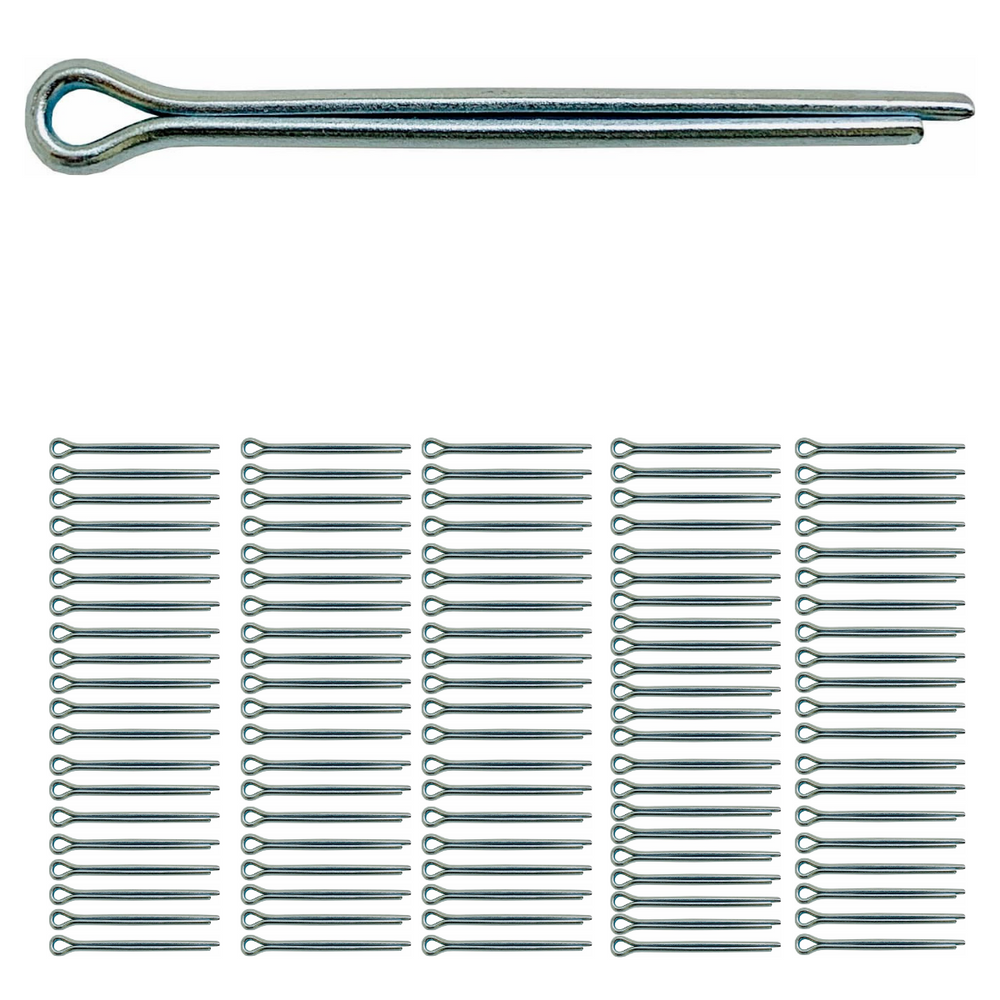 Bearing Split Pin | TX1, TX2, TX4 (100 Pack) - JAR UK Industries