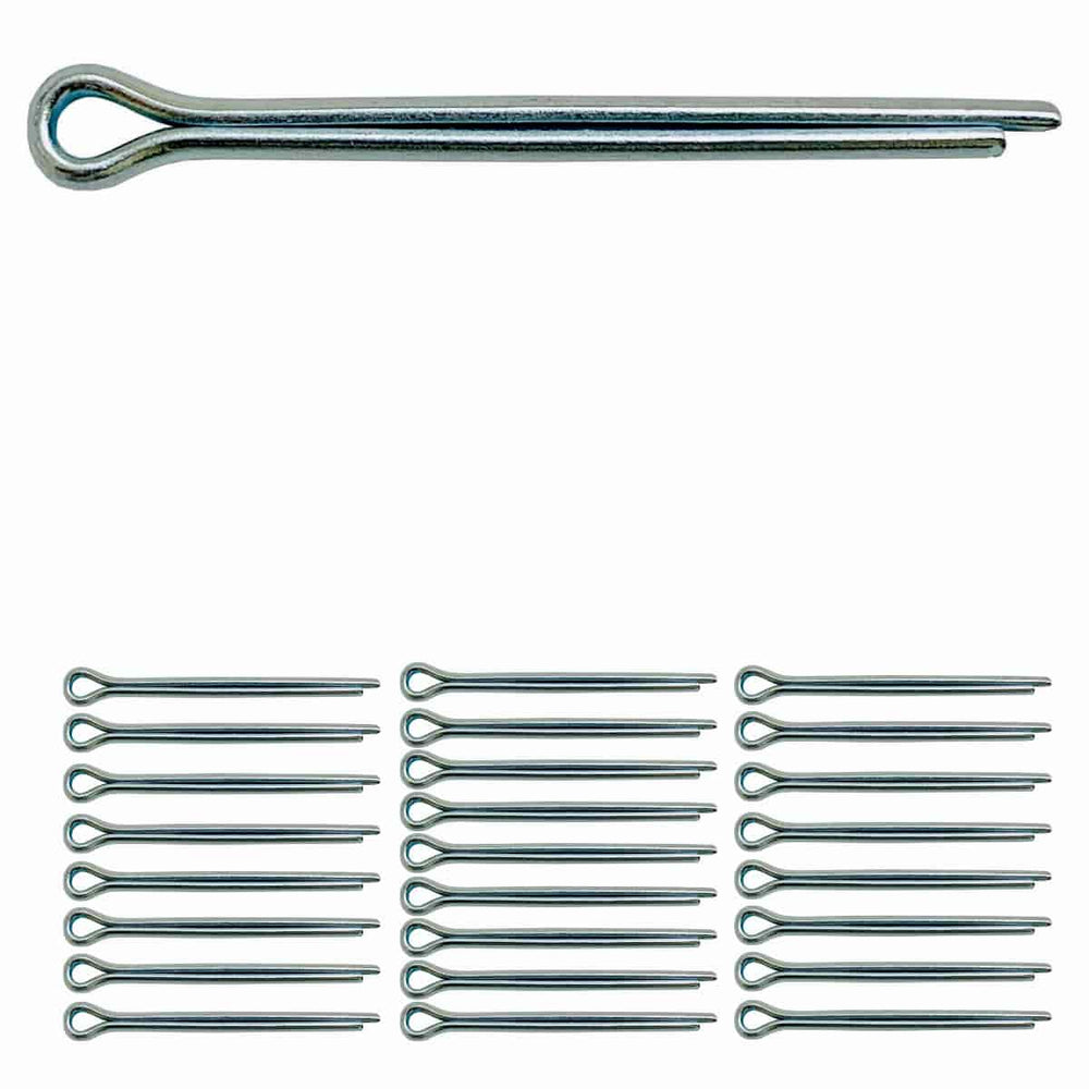Bearing Split Pin | TX1, TX2, TX4 (25 Pack) - JAR UK Industries