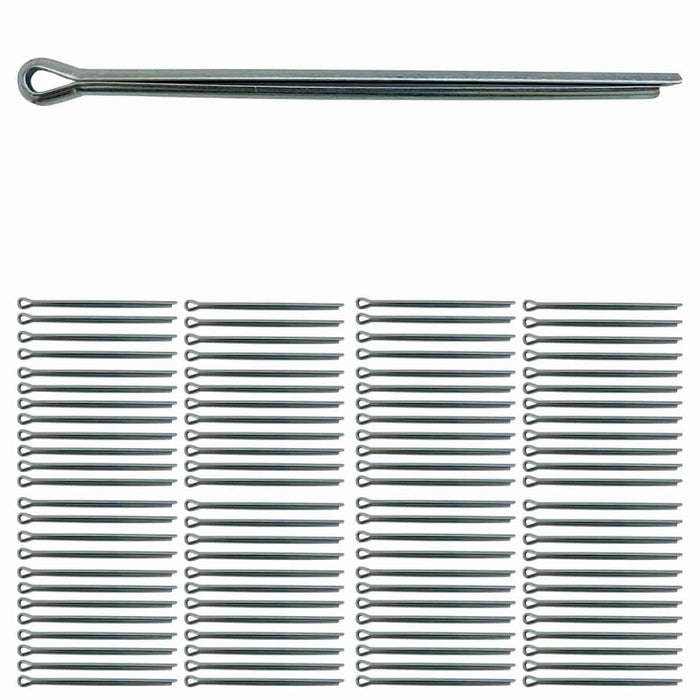 Brake Pad Split Pins | TX1, TX2, TX4 (100 Pack) - JAR UK Industries
