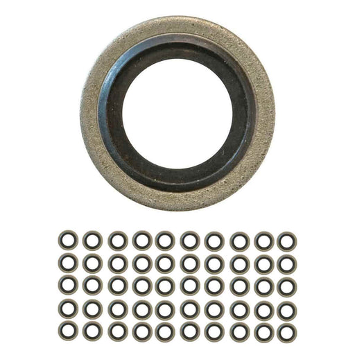 Gearbox Oil Cooler Washers | TX4 (Pack 50) - JAR UK Industries