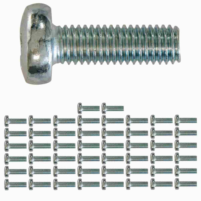 Wheelchair Ramp Tray Bolts | TX1, TX2, TX4 (Pack 5 or 50) - JAR UK Industries