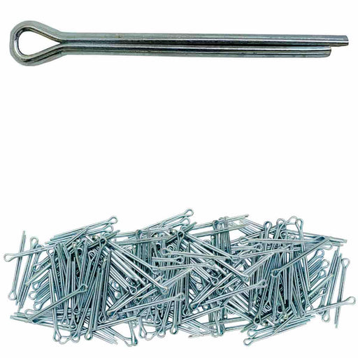 Track Rod End Split Pins | TX1, TX2, TX4 (250 Pack) - JAR UK Industries