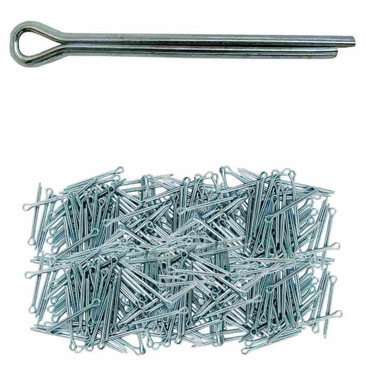 Track Rod End Split Pins | TX1, TX2, TX4 (500 Pack) - JAR UK Industries