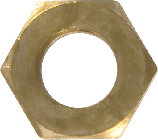 Exhaust Manifold Nuts - Brass - Choose Size & Pack Quantity - JAR UK Industries