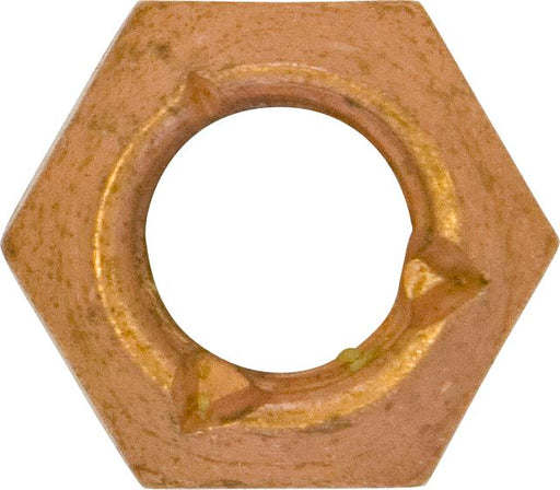 Exhaust Manifold Nuts - Copper Flashed - Choose Size & Pack Quantity - JAR UK Industries
