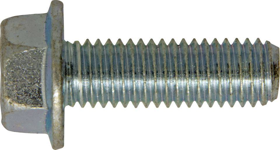 Set Screws - Serrated Flange - Metric - Choose Size & Pack Quantity - JAR UK Industries