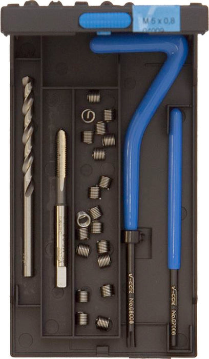 Thread Insert System Kit - M12 x 1.75mm - JAR UK Industries